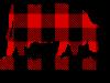 Plaid Cow